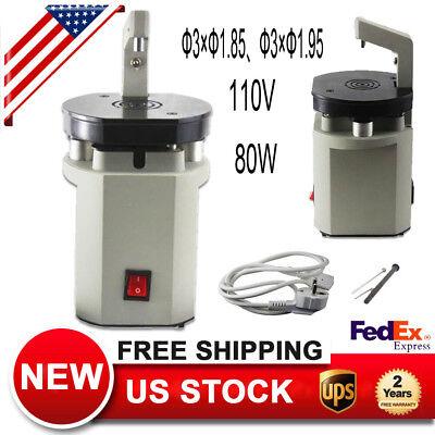 Dental Lab Laser Pindex Drill Machine 5500rpm Pin System Drilling Driller 110v