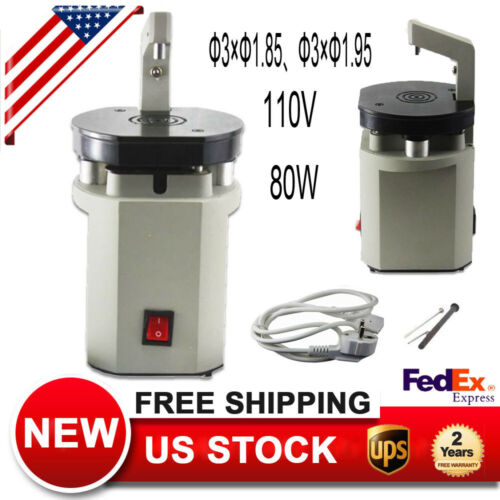 Dental Lab Laser Pindex Drill Machine 5500rpm Pin System Drilling Driller 110V