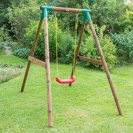 Plum 2 In 1 Wooden Garden Swing In Mansfield Nottinghamshire