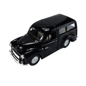Saico-1-26-Morris-Traveller-Modelo-De-Hierro-Fundido-Negro
