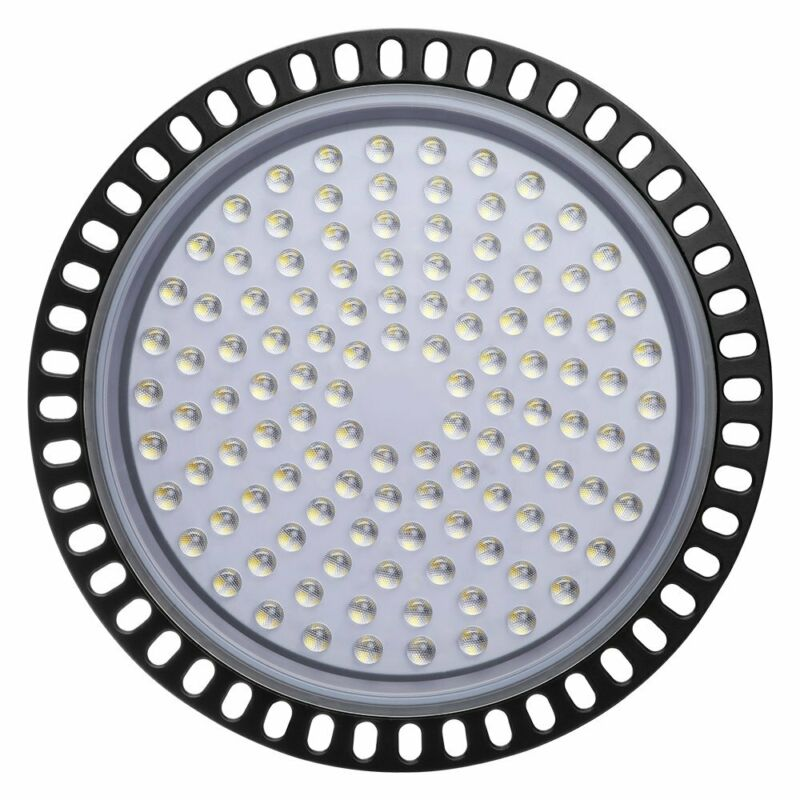 500W Watt UFO LED High Bay Light Warehouse Led Shop Light Fixture 40000LM