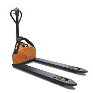 BRAND NEW NPP12E Electric Pallet Truck Welshpool Canning Area Preview