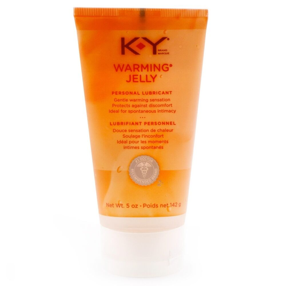 K-Y Warm Jelly pics