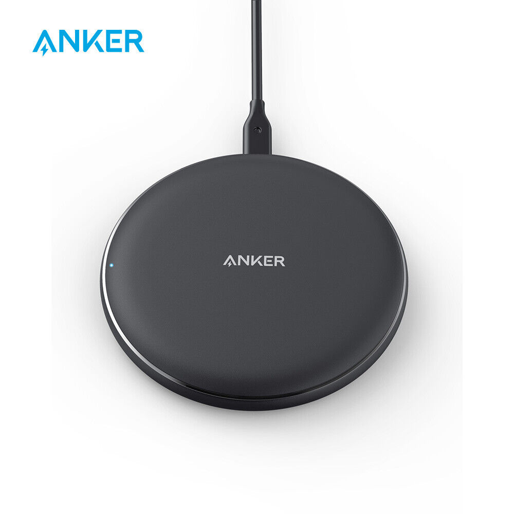 Anker 10W Wireless Charger Qi-Certified Powerwave Upgraded,7