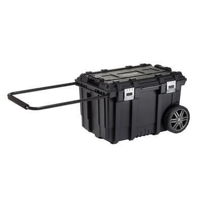 Professional TOOL BOX Heavy-duty CONNECT MOBILE Job Wheeled Storage Organizer