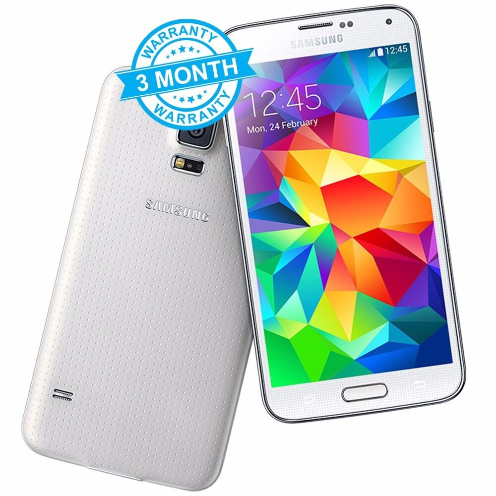 Samsung Galaxy S5 G900F White 16GB Unlocked Mobile Phone Smartphone A Conditionin Heathrow, LondonGumtree - Samsung Galaxy S5 G900F White 16GB Unlocked Mobile Phone Smartphone A Condition This product is in pristine cosmetic , Excellent Cosmetic, the item has been fully tested and is in excellent working order. You're getting a great device at a great...