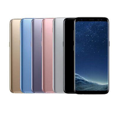 Samsung Galaxy S8 G950F - 64GB - Unlocked Smartphone - AT&T / T-Mobile