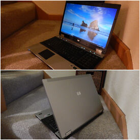 "Mint condition HP Elitebook 8730w 17"" Mobile Workstation laptop. 1TB hard drive. NVIDIA FX 2700M"