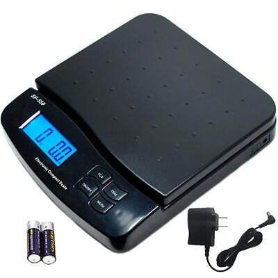 66lb X 0.1oz All-in-one Digital Shipping Postal Scale Wac Postage