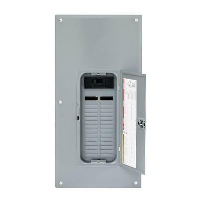 Square-d Q0 200-amp 30-space-circuit Indoor Main-breaker Box Panel Load-center
