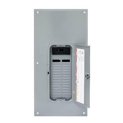 Square-d Q0 200-amp 30-space-circuit Indoor Main-breaker Box Panel Load-center