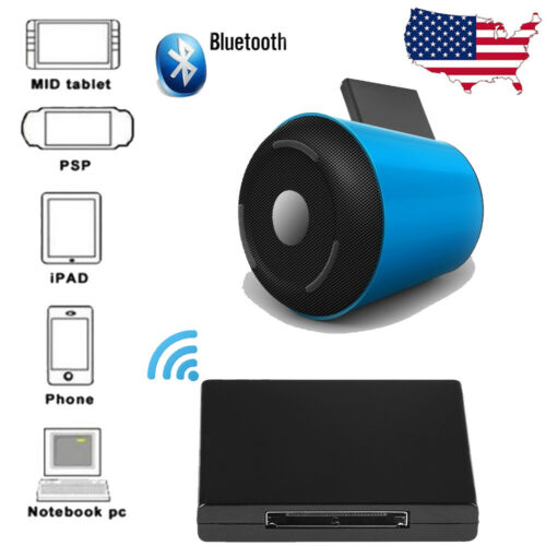 Bluetooth Music Audio Receiver Adapter 30 Pin Dock Speaker A