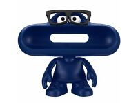 NEW Unopened Beats by Dr. Dre Pill Dude Character Speaker Holder - Blue