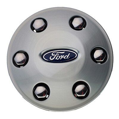 "2004-2014 Ford F-150 17"" 18"" 20"" 6 Lug Aluminum Wheel Hub Cover Center Cap OEM, used for sale  Quincy"