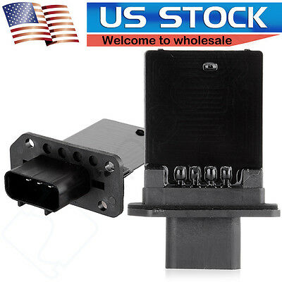 Front A/C Heater Blower Motor Resistor Fit 2004-2013 Ford F-150 4P1361 #53-69629