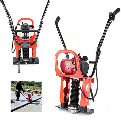 4-stroke Concrete Screed Vibrator Wet Screed Cement Air-cooled Gasoline Engine