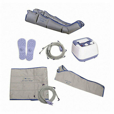 Wonjin Power Q1000 Air Circulation Pressure Massage Health Device Leg+Arm+Waist
