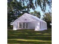 6m x 8m Gala Tent Garden Party Wedding Marquee Original (PE)