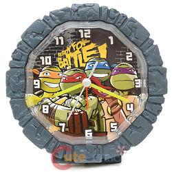 Teenage Mutant Ninja Turtles Turtle Alarm Clock TMNT Watch