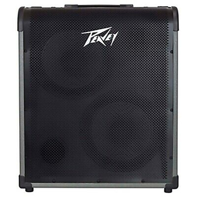 Peavey MAX 300 300-Watt Bass Guitar Amp Combo Amplifier, 2x10'' (B-STOCK)