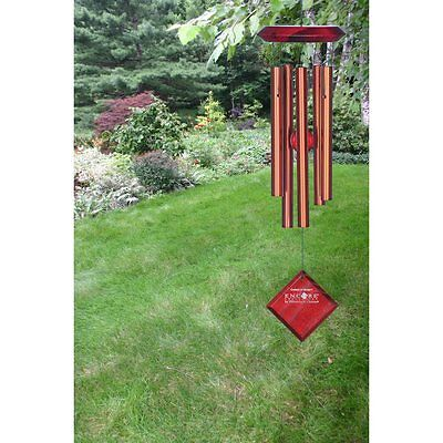 Chimes of Mars - Bronze Woodstock Windchimes Tuned Handcrafted Wind Chime Metal