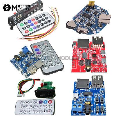 Mp3 Bluetoothfm Decoder Board Usbtf Reader Car Audio Board Module Ir Remote