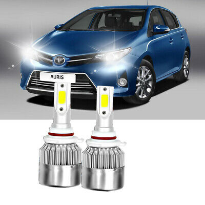 Toyota RAV4 MK2 55w Super White Xenon HID High//Low//Fog//Side Headlight Bulbs Set