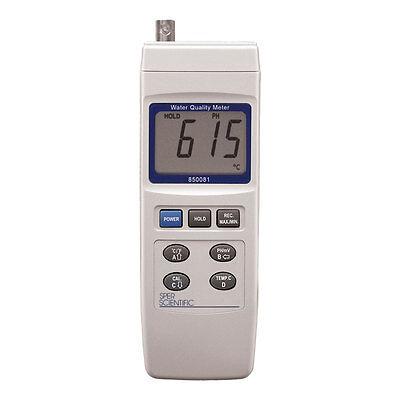 Ph Mv Conductivity Tds D.o. Temp Orp Meter Sper Scientific 850081