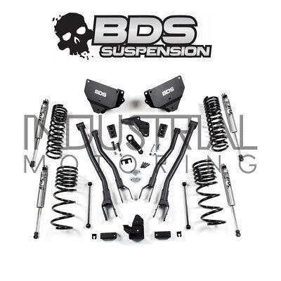 BDS SUSPENSION 2014-2018 DODGE RAM 2500 4WD 4 INCH 4 LINK LIFT KIT FOX SHOCKS
