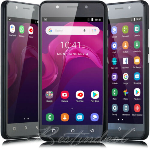 """2020 Touch 5.0"""" Android 8.1 Smartphone Unlocked 4Core Dual"""