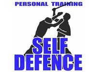 PERSONAL SELF DEFENCE TUITION