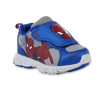 NEW Marvel Spider-man Light Up Shoes Size 7 8 9 or 12