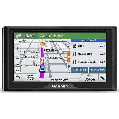 Garmin Drive 50LM Automobile Portable GPS Navigator - Portab