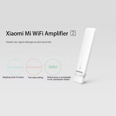 Xiaomi WiFi Amplifier 2 Wireless Wi-Fi Repeater 2 Network Router Extender I5E5