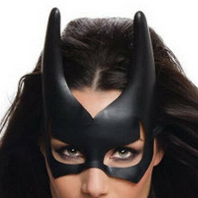 Bat Girl Mask Eye Batwoman Batman Super Hero Cosplay Mask Womens Costume Gift - Girl Bat Costume