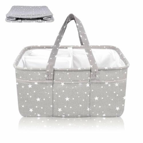Diaper Caddy Organizer Baby Storage and XL Gifts Bin For Nursery