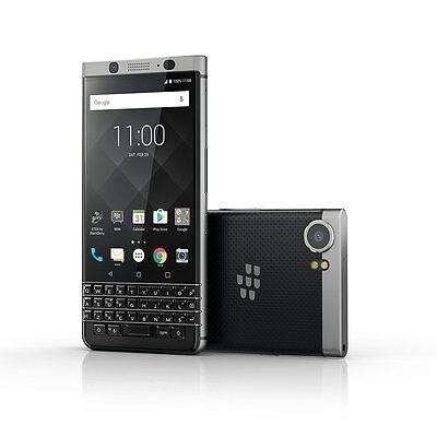 NEW SEALED BlackBerry KEYone GSM Unlocked Phone LTE 32GB USA + Free Shipping
