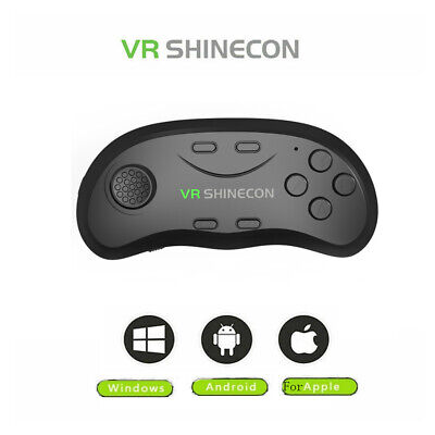 Mini Wireles Bluetooth GamePad VR Remote Controller For IOS Android Phone Tablet