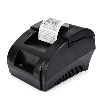 Usb Thermal Receipt Printer 58mm Mini Portable Label Printer With Escpos Print