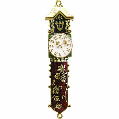 Quest Collection Clock Mezuzahs - $68.24