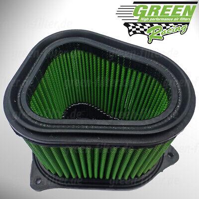 Green Sportluftfilter MS0528 für Suzuki VL 1500 LC Intruder Baujahr 1998 - 2005