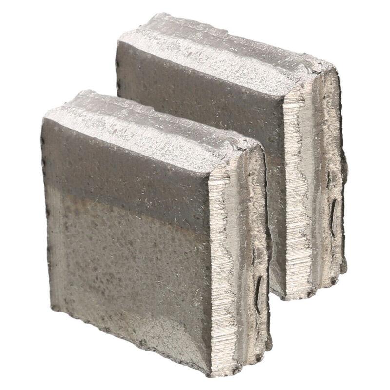 100g 99.99% Purity Nickel Ingot Sheet Pure Nickel for Electroplating Tool US