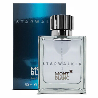 MONT BLANC STARWALKER FOR MEN 50ML EAU DE TOILETTE SPRAY BRAND NEW & SEALED