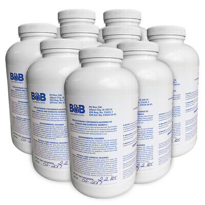 B B Chlorination Pellets - 19.8 Lb
