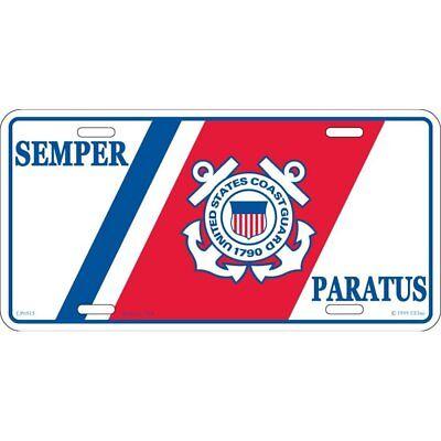 U.S. Coast Guard USCG Semper Paratus Anchors 6