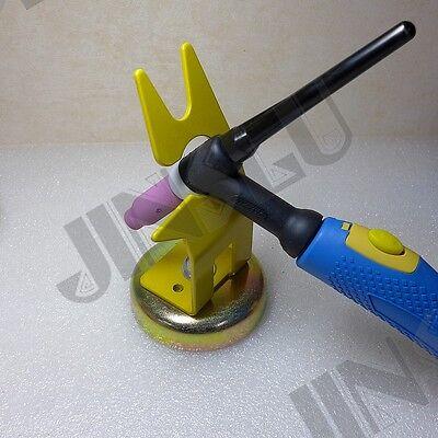 Magnetic Tig Gun Torch Stand Holder Mig Torch Welder Parts Rwp