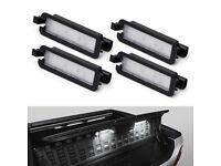 9004 HB1 LED Headlight Bulb for Dodge Ram 1500 2500 3500 94-01 Hi//Low Beam 1905W