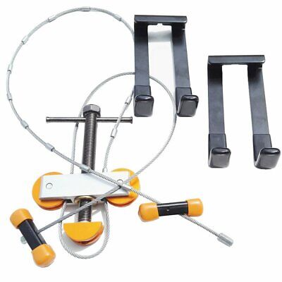 Set Portable Bow Press and Quad L Bracket Package