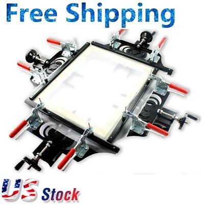 Usa Stock - 24 X 24 Manual Stretcher Screen Printing Plate Stretching Tools