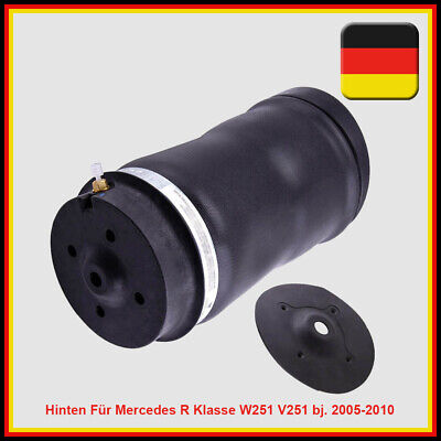 Federbalg Luftfederung HA Für Mercedes R-Klasse W251, V251 Bj. 01/06-